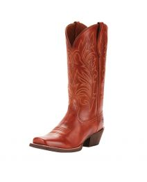 Ariat Women's Round Up Stockyards Western Boot 10025043