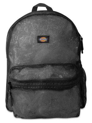 Dickies Mesh Backpack Black 03657ABK