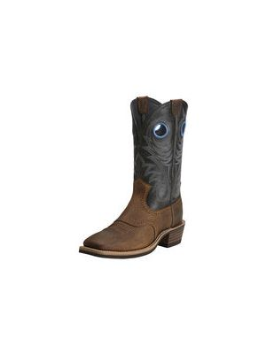 Ariat Men's Heritage Roughstock Wide SQ Toe 10014024