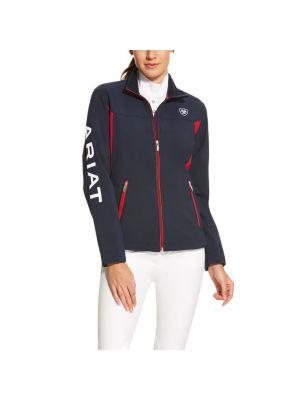 Ariat Women's New Team Softshell Jacket 10019208