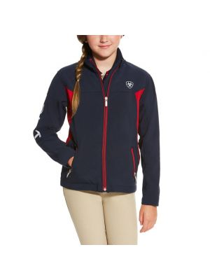 Ariat Kid's New Team Softshell Jacket 10019268