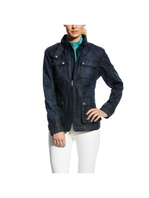 Ariat Women's Syndey Waxed Cotton Jacket 10022245