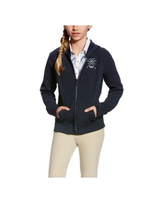 Ariat Kid's Milton Full Zip Hoodie 10022568