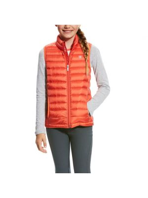 Ariat Kid's Ideal Down Vest 10023529