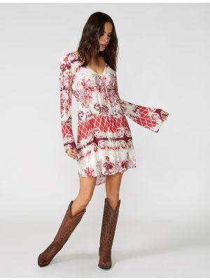 Stetson Victoria Bouquet Bell Sleeve Dress 11-057-0590-0723