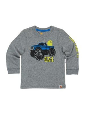 Carhartt BOYS 4X4 MONSTER TRUCK TEE CA8751