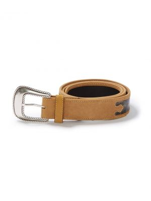 Stetson Fairweather Belt in Brown 1148S