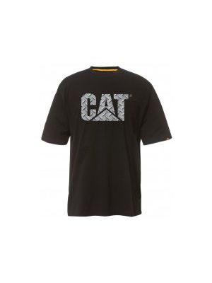 Cat Men's Logo Tee 5379