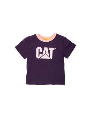 Cat Children's Design Mark Ringer Tee 5914