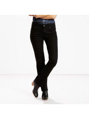 Levi's Women's 505™ STRAIGHT LEG JEANS 155050120 Front