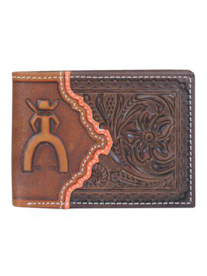 Hooey Wallet Punchy Signature Bifold 162716W1