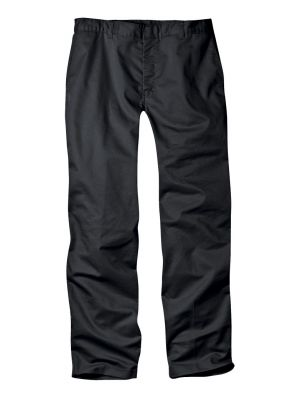 Dickies Adult Sized Classic Fit Straight Leg Flat Front Pant 17262