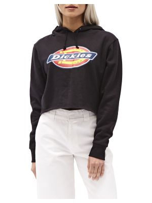 DICKIES GIRL'S Cropped Fleece Hoodie FLC100