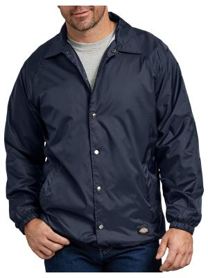 DICKIES MEN'S Snap Front Nylon Jacket 76242