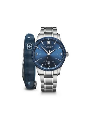 Victorinox Men's Watches Alliance with Pioneer Alox Knife 241711.1