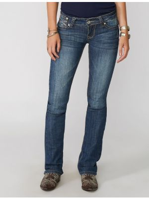 Stetson 818 FIT JEAN WITH