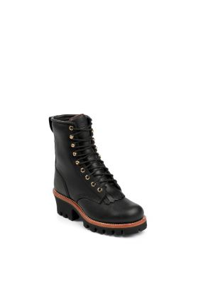 CHIPPEWA WOMEN'S TINSLEY BLACK INSULATED L73045