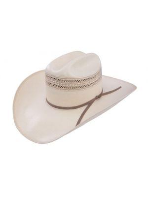 Resistol 20X Point Rider Resistol Ranch Collection Straw Cowboy Hat