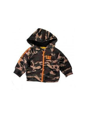 Cat Children's Infant Full Zip Hooded Sweatshirt 5641