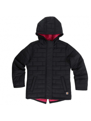Carhartt Kid's AMORET QUILTED JACKET CP9637