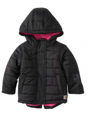 Carhartt Kid's AMORET QUILTED JACKET cp9544