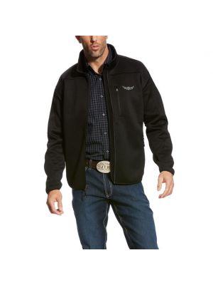Ariat Men's Relentless Determination Full Zip Sweater 10023871