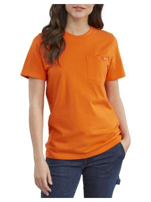 DICKIES WOMEN'S Short Sleeve Heavyweight T-Shirt FS450
