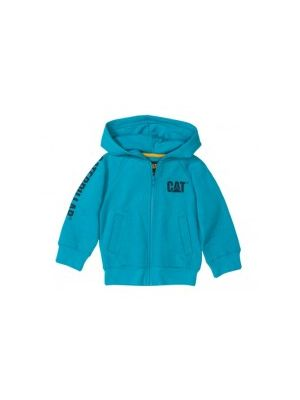 Cat Children's Toddler Trademark Full Zip Banner Sweatshirt 5962