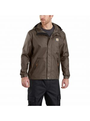 Carhartt Men's DRY HARBOR WATERPROOF BREATHABLE JACKET 103510