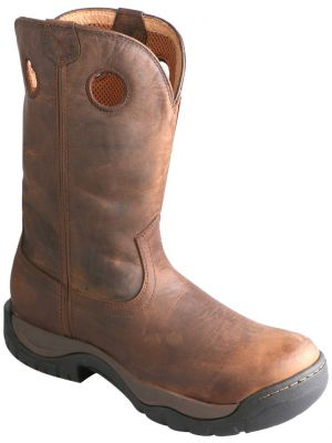 Twisted X Men's Taupe Waterproof All Around Cowboy  036T27