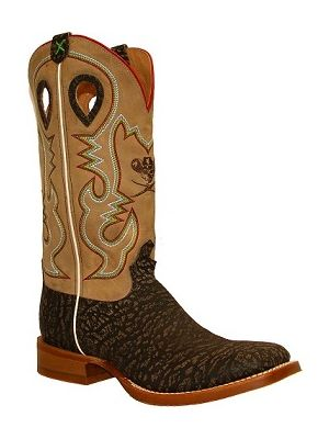 Twisted X Men's Ruff Stock Cowboy Boots 2000214672