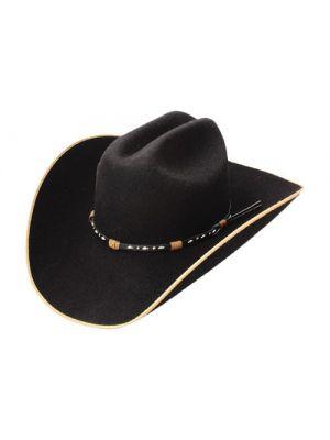 ff99bfd9dd1 ... Resistol 2X HIGH STEPPER B Wool Collection Felt Cowboy Hat