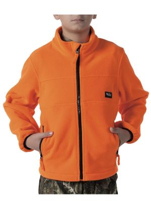Walls Kids Youth Polar Fleece Full-Zip Jacket 37640