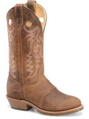 Double H Boot Womens 12 Inch UltraGel Buckaroo DH5159