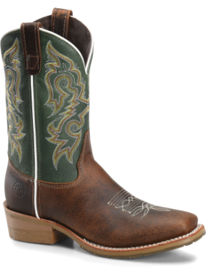Double H Boot Mens 11 Domestic Wide Square Toe Work Western DH4630