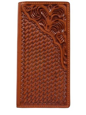 3D Natural Western Rodeo Wallet 3D-AW13