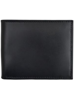 3D Black Basic Bifold Wallet 3D-W1010