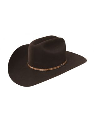 741cdc9daf8 ... Resistol 3X PARKER Resistol University Collection Felt Cowboy Hat