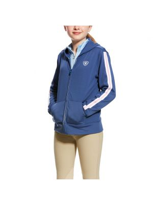 Ariat Kid's Milton Full Zip Hoodie 10025557
