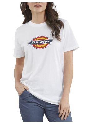 DICKIES WOMEN'S Logo Graphic Cotton T-Shirt FS45R