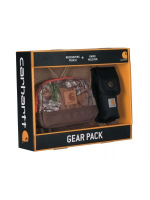 Carhartt NECESSITY POUCH AND KNIFE HOLSTER SET 458900B