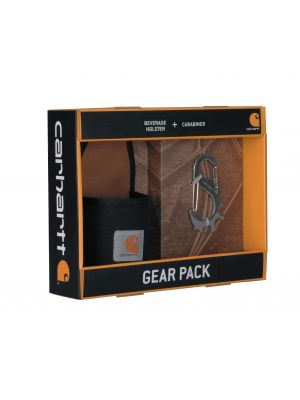 Carhartt CARABINER AND BEVERAGE HOLSTER SET 459000B