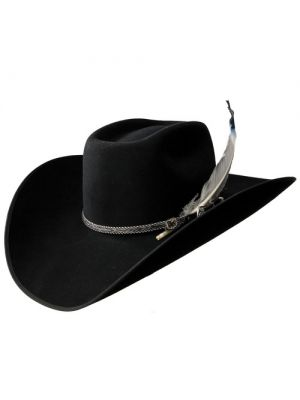 Resistol 4X BULL BASH B Tuff Hedeman Felt Cowboy Hat