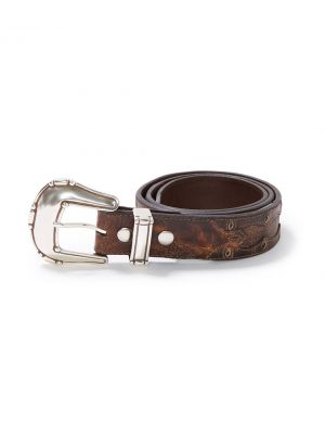 Stetson CLOUD BELT IN BROWN 1132S