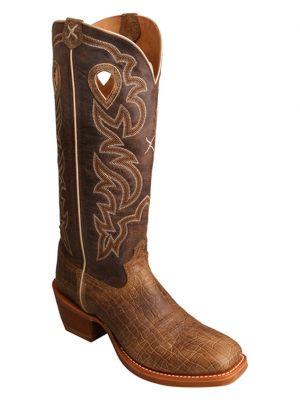 Twisted X Men's Brown Buckaroo Cowboy Boots  2000214618