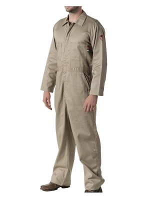 Walls Men's Flame Resistant Contractor Coverall 62401