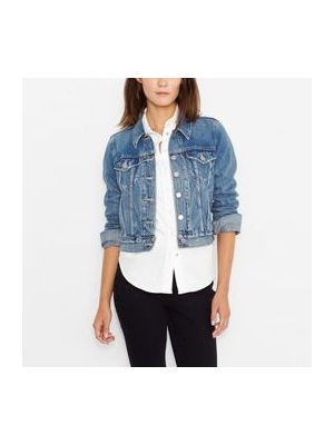 Levi's Women's AUTHENTIC TRUCKER JACKET 702700073 Front