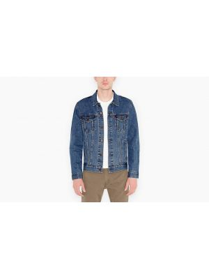 Levi's Men's THE TRUCKER JACKET 723340130 Front