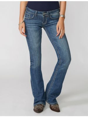 Stetson 816 FIT JEANS WITH RHINESTONE STUDDED 11-054-0816-0320