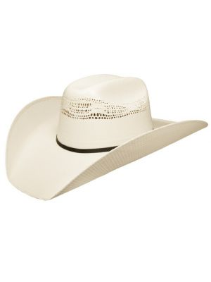 Resistol 7X Ringer Double RR Collection Straw Cowboy Hat